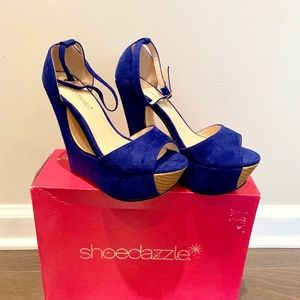 Wedges Party Shoes